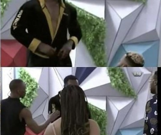 BBNaija: Charles Inojie Counsels Pere Over Feud With Whitemoney