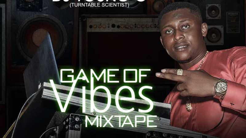 MIXTAPE: DJ Young C Ft. Kamsi & Spunky Drums – Game Of Vibes Mix