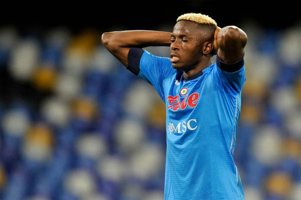 Napoli to appeal Osimhen's two-game ban