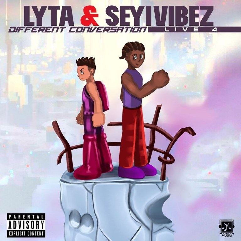 [Music] Lyta Ft. Seyi Vibez – Different Conversation