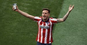Saul Niguez reveals what number he will be wearing at Chelsea