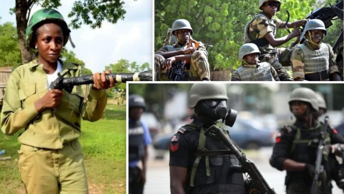 FG Should Recruit Willing And Able NYSC Members Into Military – Fayemi