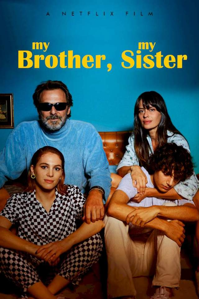 Movie: My Brother, My Sister (2021) [Italian]