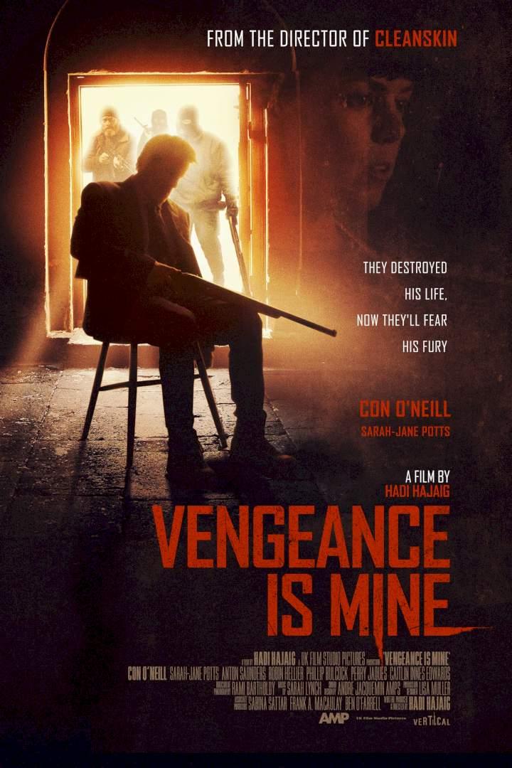Movie: Vengeance is Mine (2021)