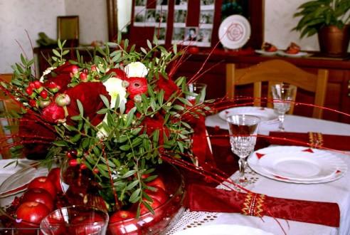 Decor Ruby Wedding