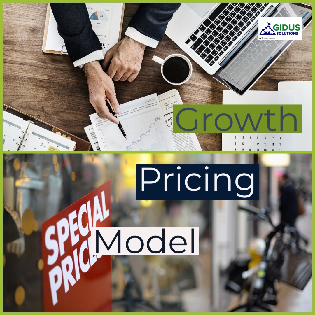 Growth, Pricing, Model