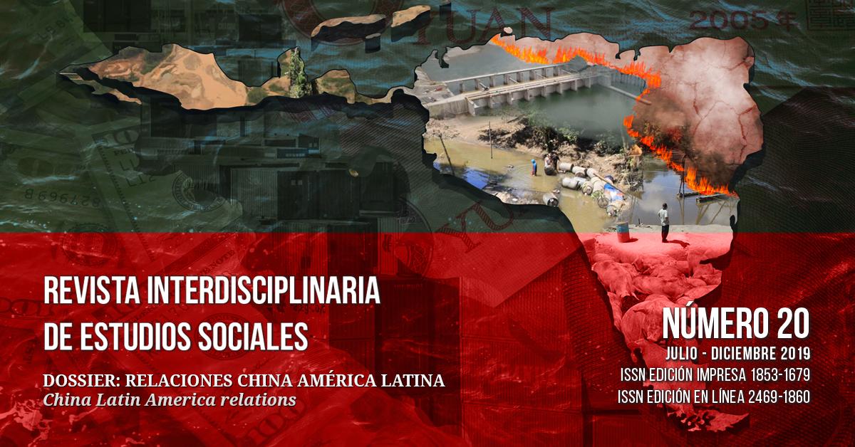 Revista Interdisciplinar de Estudos Sociais No. 20
