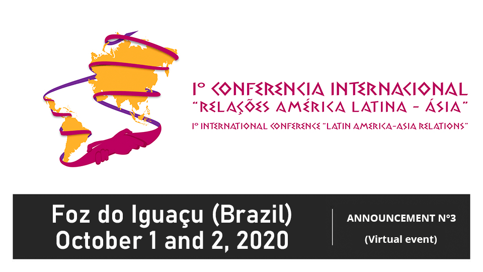 """ANNOUNCEMENT N ° 3 