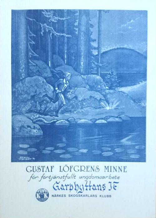 Gustaf Löfgrens minnesfond