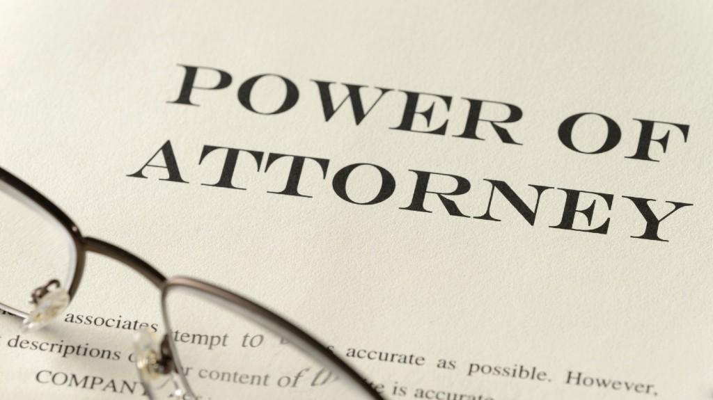 power of attorney wisconsin