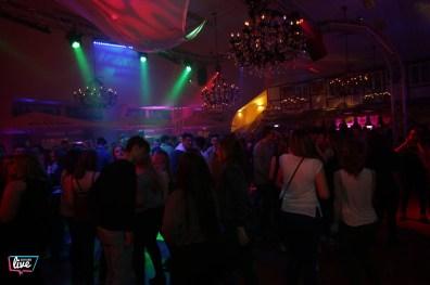 Partylution, BSK-Saal, Foto: Sebastian Preuß