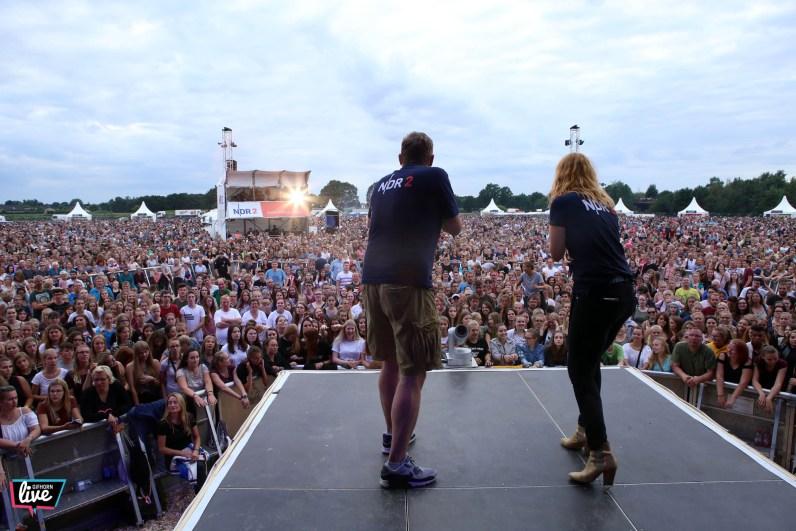 Foto: Lea Rebuschat; NDR2 - Party