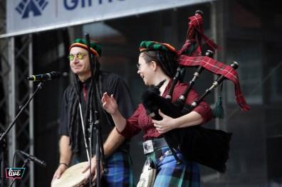 Foto: Cagla Canidar, Altstadtfest 2017, Samstag, Highland Sound