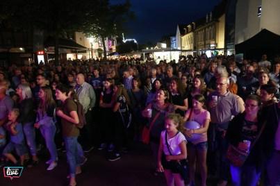 Foto: Sebastian Preuss, Altstadtfest 2018, Bühne Brunnen, Sister Soul & The Blaxperts