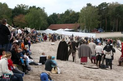 Tankumsee, mittelalterliches Spektakel, Bildergalerie, Foto: Cagla Canidar