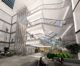 2019 09 19 Irene Link building B - Atrium
