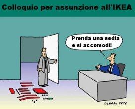 colloquio Ikea