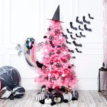 How To Decorate A Halloween Tree Headway