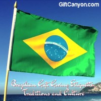 Brazilian Gift Giving Etiquette, Traditions and Culture