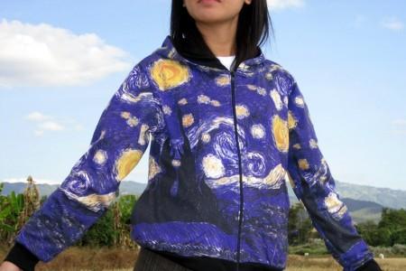 Starry Night Hoodies