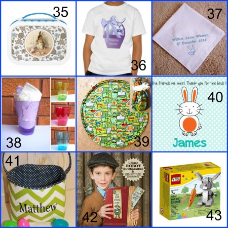 Easter Gifts for Boys 35-40