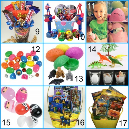 Easter Gifts for Boys 9-17