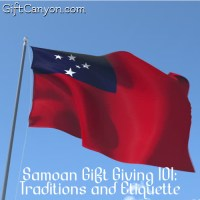 Samoan Gift Giving 101: Traditions and Etiquette