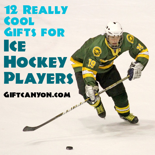 12 Really Cool Gifts For Ice Hockey Players Gift Canyon