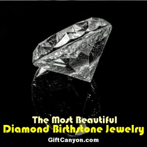 diamond birthstone jewelry