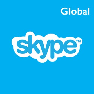 Skype Gift Card (Global)