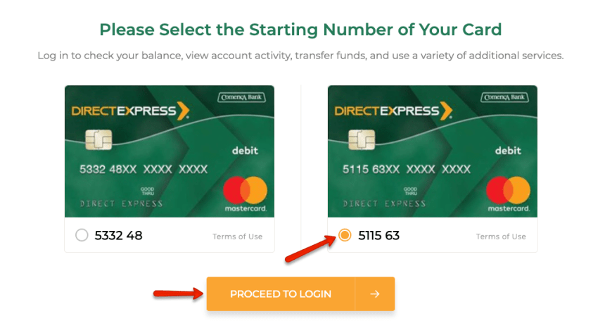 """""""Creating Direct Express Account Online"""""""