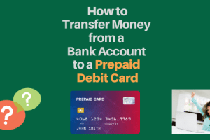 """Can you transfer money from a checking account to a prepaid debit card?"""