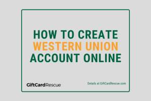 """How to Create Western Union Account Online"""