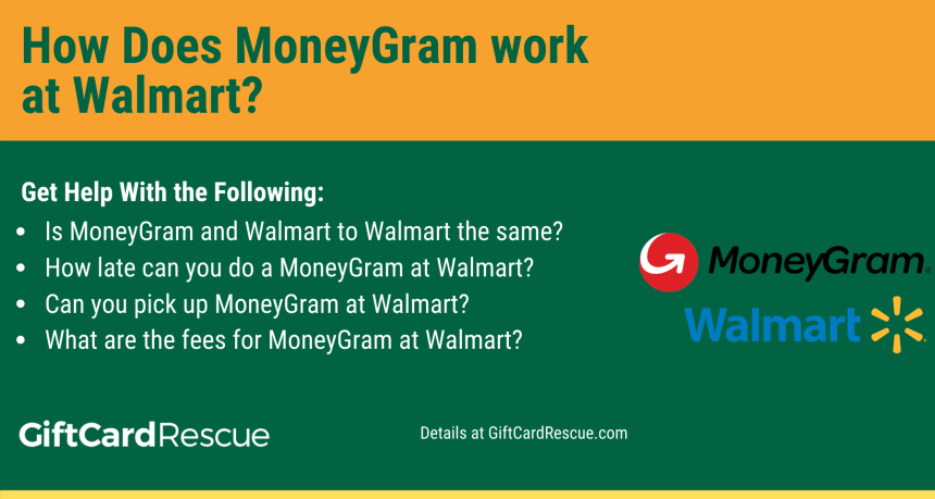 """""""MoneyGram at Walmart Locations"""""""