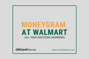 """""""MoneyGram at Walmart"""""""