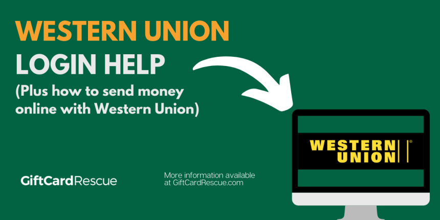 """""""How to send money online with Western Union"""""""