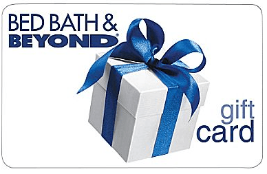 """Bed Bath & Beyond Gift Card Balance"""