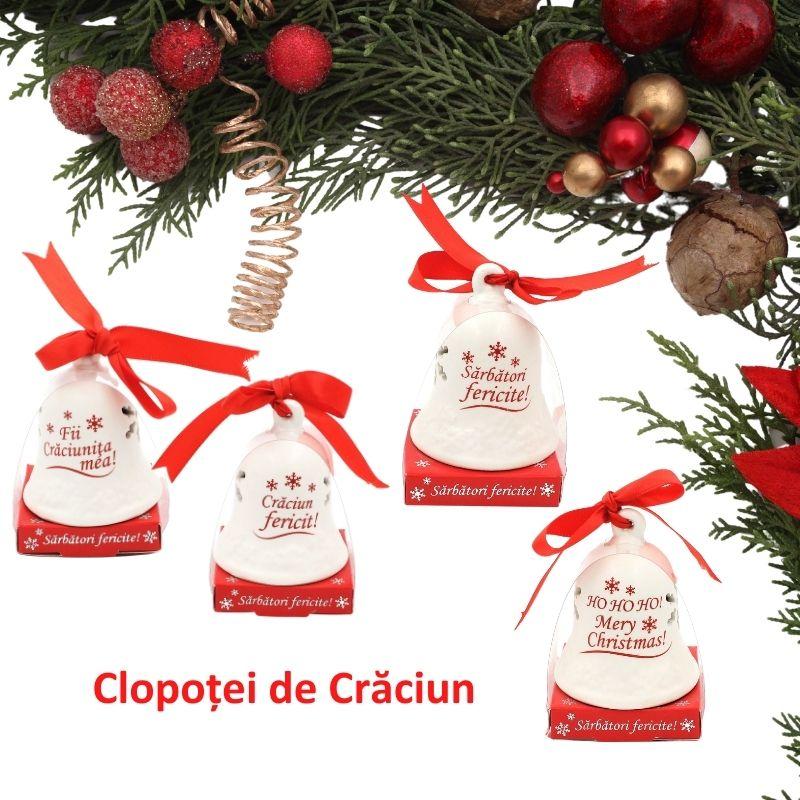 Clopoțeii - simbol de Crăciun