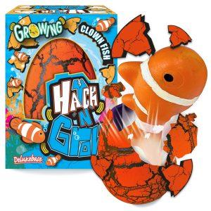 Ou figurina cu surpriza, Hatch'n Grow, Clown fish