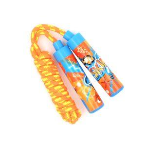 Coarda pentru sarituri Aquatic portocaliu galben