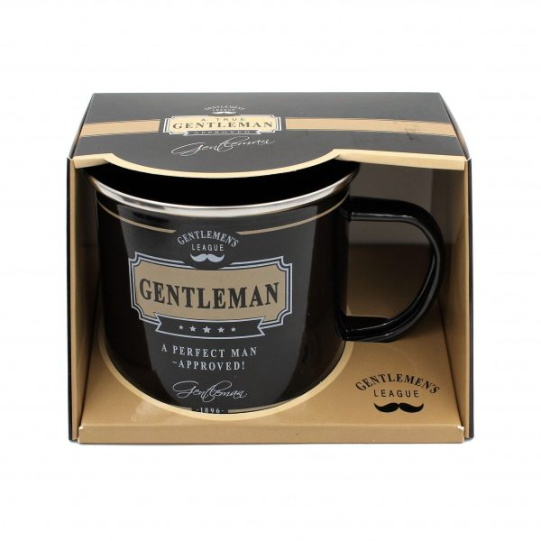 """Cana metalica """"A perfect man - Approved!"""""""