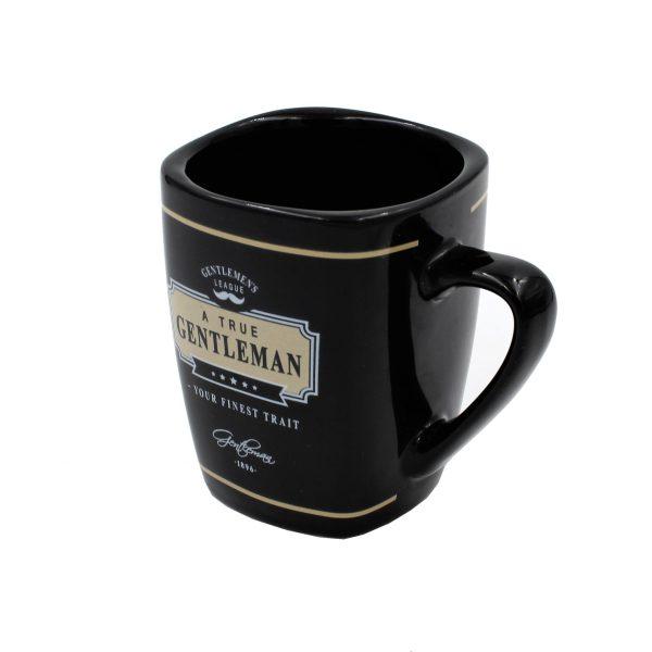 "Cana cafea Gentleman ""Your finest trait"""