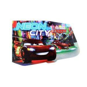 Carnetel cu licenta A6 Cars city