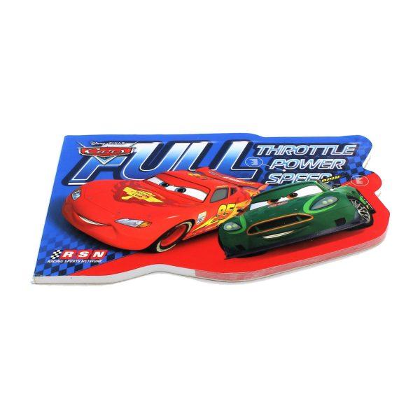 Carnetel cu licenta A6 Cars speed