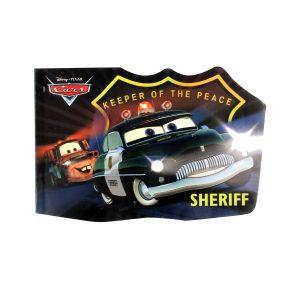 Carnetel cu licenta A6 Cars sheriff