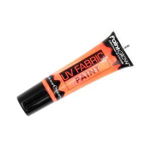 Vopsea textile UV 10ml Neon portocaliu