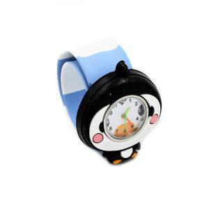 Ceas colectionabil Pop Watch Pinguin Crăciun