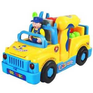 Chronique de Toyk Little Mechanic Tool Truck