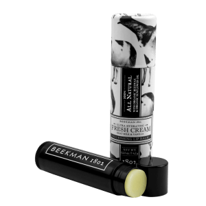 beekman vanilla absolute lip balm stick chap stick winter dryness kisses gifts for her gifts for him father's day gifts mother's day gifts