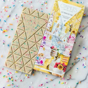 compartes white chocolate birthday cake chocolate gift for sister gift for birthday girl gift for sweet tooth gift for boss
